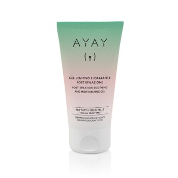 Soothing emollient and anti-redness gel